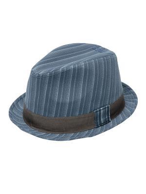 Шляпа Goorin Brothers. Цвет: синий