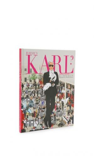 «Wheres Karl?» Books with Style