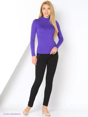 Водолазка RUXARA. Цвет: фиолетовый
