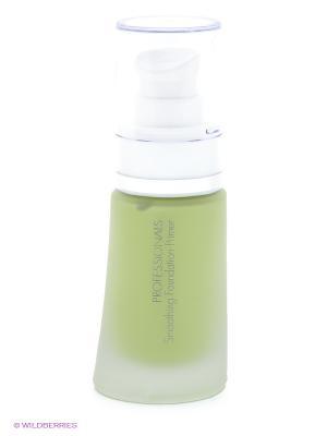 Основа под макияж, тон 02 Зеленый Pupa. Цвет: светло-зеленый
