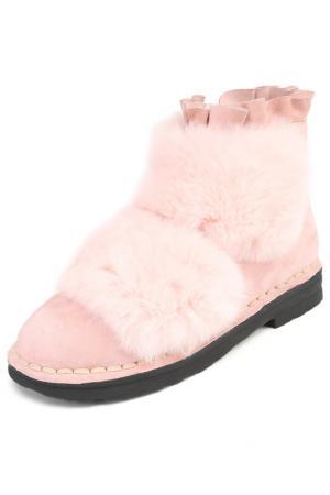 Угги Grand Style. Цвет: розовый