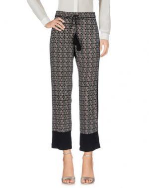 Повседневные брюки TALITHA. Цвет: черный