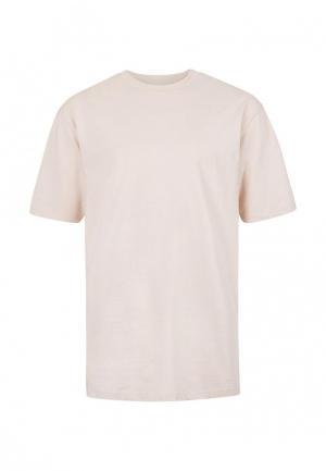 Футболка Topman. Цвет: розовый