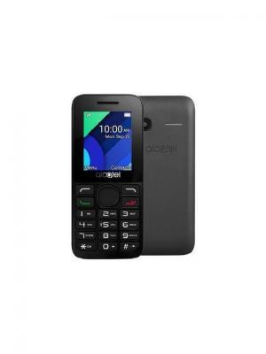Телефон Alcatel 1054D. Цвет: темно-серый
