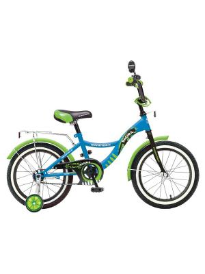Велосипед 20 S Багира NOVATRACK. Цвет: синий