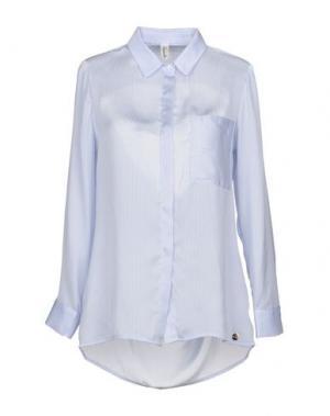Pубашка SOUVENIR. Цвет: небесно-голубой