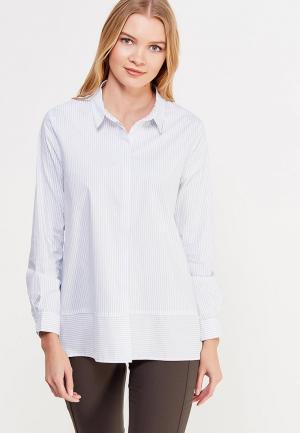 Рубашка Profito Avantage. Цвет: голубой