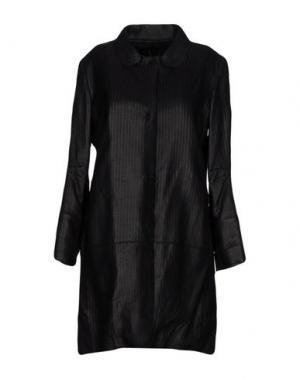 Пальто DACUTE. Цвет: черный