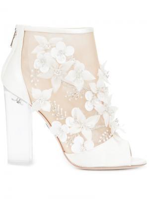 Ботинки Bijoux Paul Andrew. Цвет: белый