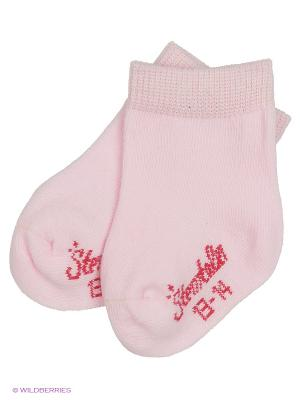 Носки Sterntaler. Цвет: розовый