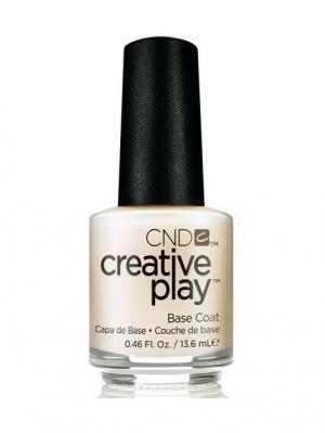 Базовое покрытие CND 91153  Creative Play # 482 (Base Coat), 13,6 мл. Цвет: бежевый