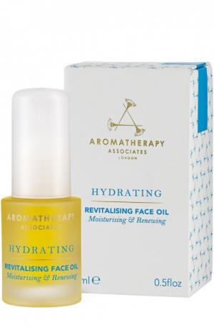 Ревитализирующее масло для лица Revitalising Face Oil Aromatherapy Associates. Цвет: бесцветный