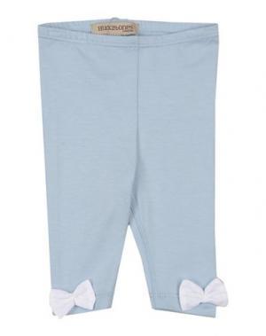 Повседневные брюки HUCKLEBONES. Цвет: небесно-голубой