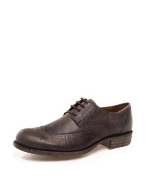 Ботинки THOMAS MUNZ. Цвет: коричневый