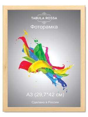 Фоторамка 29,7х42 №450 Tabula Rossa. Цвет: светло-бежевый
