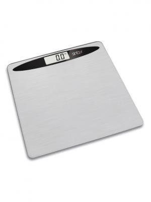 Весы напольные электронные Sinbo SBS 4419 макс.150кг. Цвет: серебристый