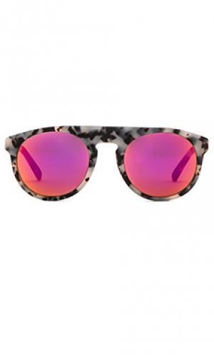 Солнцезащитные очки atlas 18 WESTWARD LEANING. Цвет: беж