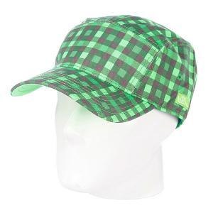 Бейсболка пятипанелька  5 Panel Cap Apple Green/Neon Green/Castle Grey K1X. Цвет: зеленый,черный