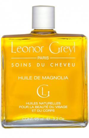 Масло магнолии Huile Magnolia Leonor Greyl. Цвет: бесцветный