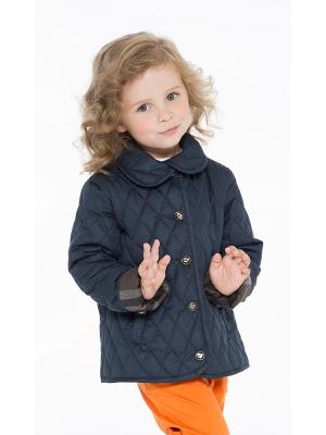 Куртка Pulka. Цвет: темно-синий