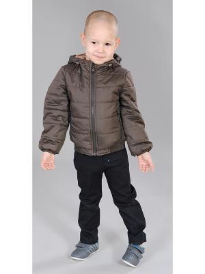 Куртка Милашка Сьюзи. Цвет: коричневый