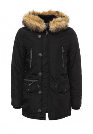 Куртка утепленная Mastice. Цвет: хаки