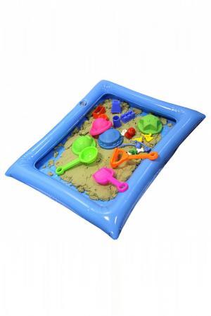 Набор «Чудо-песочница» 1,3 кг BRADEX. Цвет: мультицвет