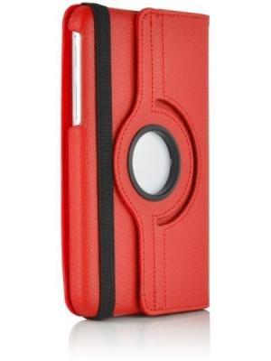 Обложка skinBOX rotation 360 для планшета Samsung T2100/2110.. Цвет: красный