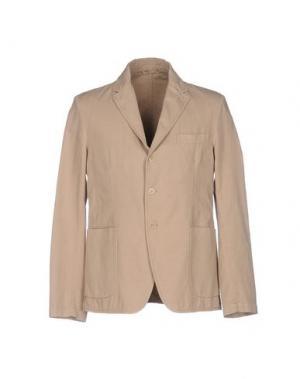Пиджак ASPESI. Цвет: песочный
