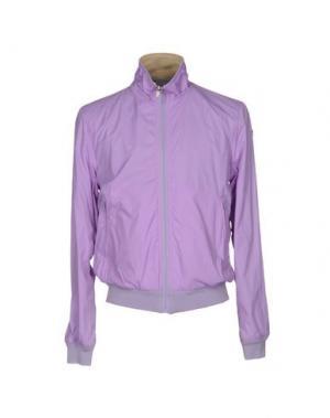 Куртка HISTORIC RESEARCH. Цвет: фиолетовый