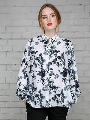 Рубашка Julia Ivanova. Цвет: черный
