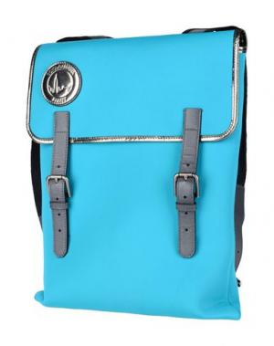 Рюкзаки и сумки на пояс DOLCE & GABBANA. Цвет: бирюзовый