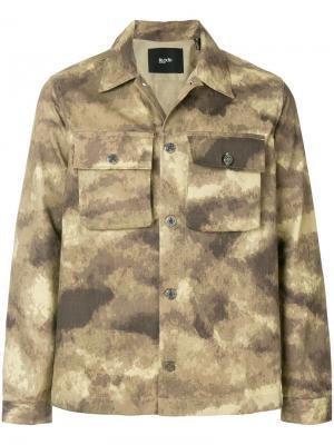 Куртка Quarry Blood Brother. Цвет: коричневый