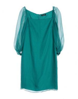 Короткое платье MILA SCHÖN. Цвет: зеленый