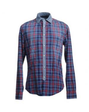 Рубашка с длинными рукавами COAST WEBER & AHAUS. Цвет: синий