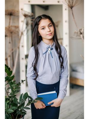 Блузка I love to dream. Цвет: серый