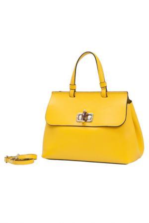 Bag ANDREA CARDONE. Цвет: yellow