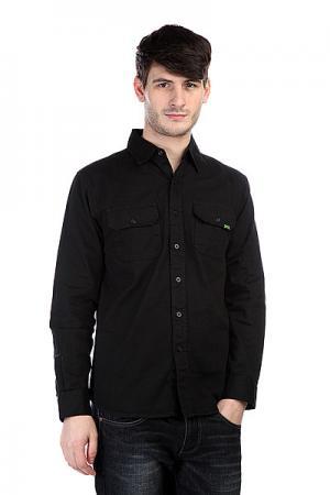 Рубашка  Coroner Black Creature. Цвет: черный