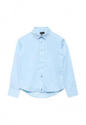 Рубашка Orby. Цвет: голубой