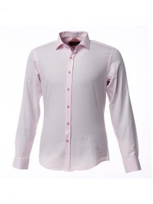 Рубашка REGULAR Fit. BIRIZ. Цвет: розовый