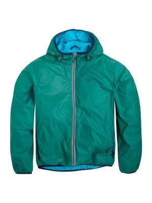 Куртка PEPE JEANS LONDON. Цвет: зеленый
