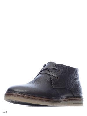 Ботинки Spur. Цвет: коричневый