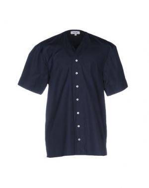 Pубашка PIETER. Цвет: темно-синий