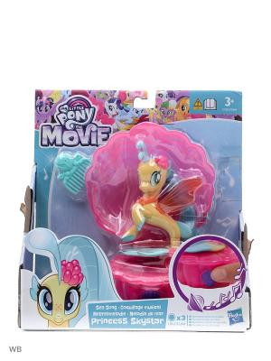 Mlp Мерцание мини игровой набор My Little Pony. Цвет: голубой, лиловый