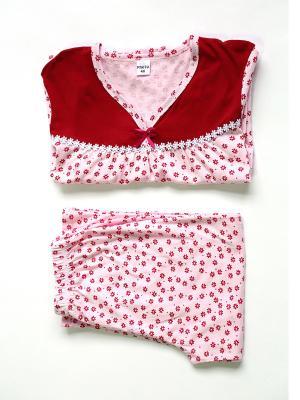 Пижама Proto. Цвет: розовый