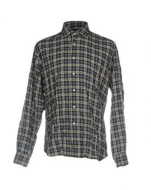 Pубашка ORIAN. Цвет: темно-зеленый
