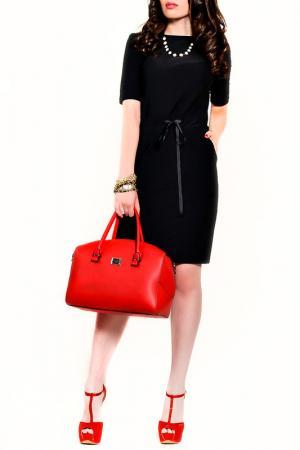 Платье MONT PELLIER. Цвет: черный