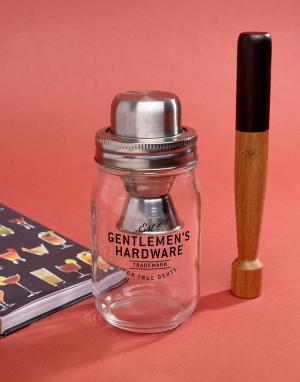 Gentlemen's Hardware Набор для приготовления коктейлей Gentlemens. Цвет: мульти
