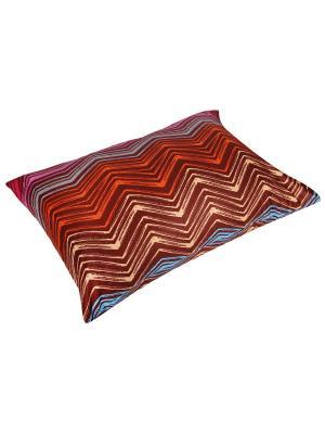 Комплект наволочек 50*70,сатин Dream time. Цвет: бежевый, коричневый, оранжевый