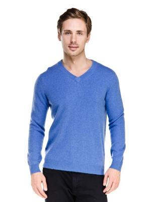 Пуловер VipDressCode. Цвет: голубой